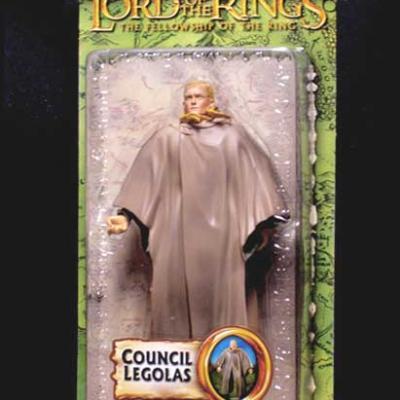 LEGOLAS au Conseil