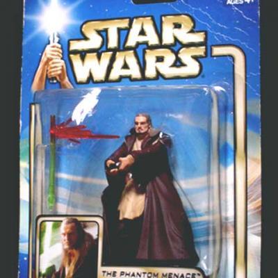 Maître Jedi QUI-GON JINN