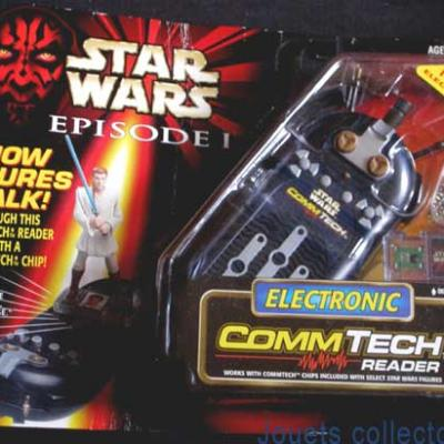 Electronic COMMTECH Reader