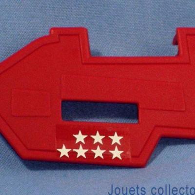Left Door Shield of THUNDER MACHINE
