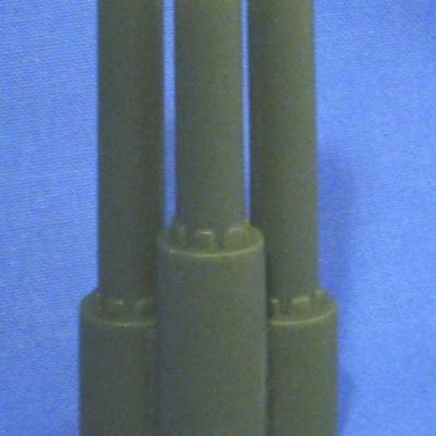 Tubes de Lance-Missiles Backblast