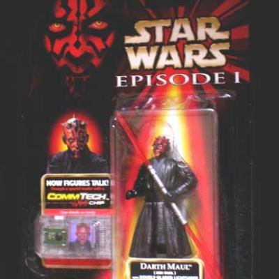 DARK MAUL Duel Jedi