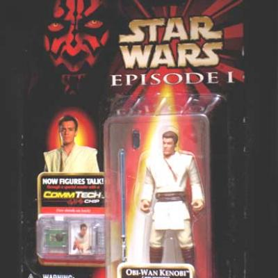 Obi-Wan KENOBI Chevalier Jedi