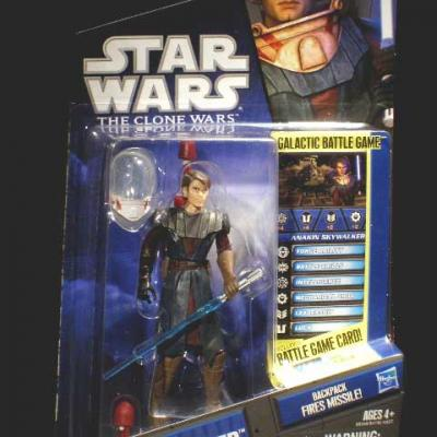 ANAKIN SKYWALKER Backpack Fire Missile