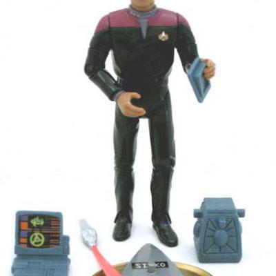 Commander Benjamin SISKO