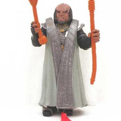 WORF Guerrier Klingon