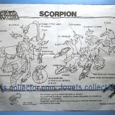 Instruction of SCORPIO