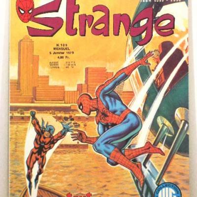 STRANGE N°109