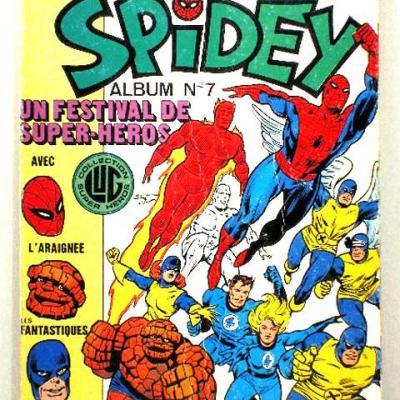 SPIDEY Album #7