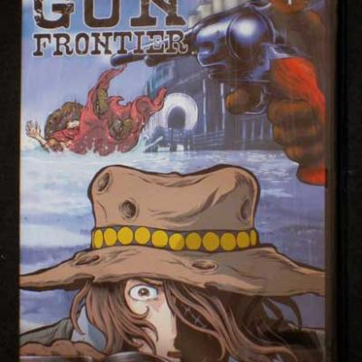 GUN FRONTIER Vol. 1 (DVD French / Japanese Version)