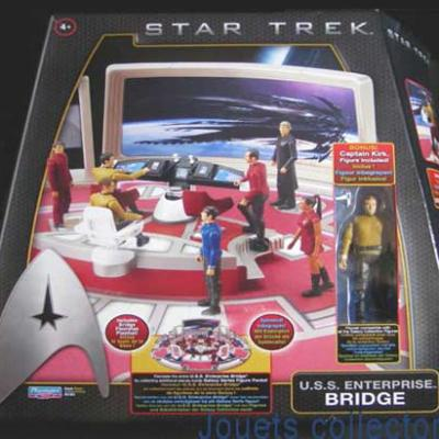 U.S.S ENTERPRISE BRIDGE