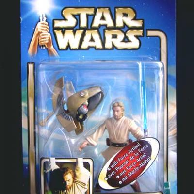 Obi-Wan KENOBI Poursuite à Coruscant