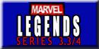 Marvel legends series 3.3/4