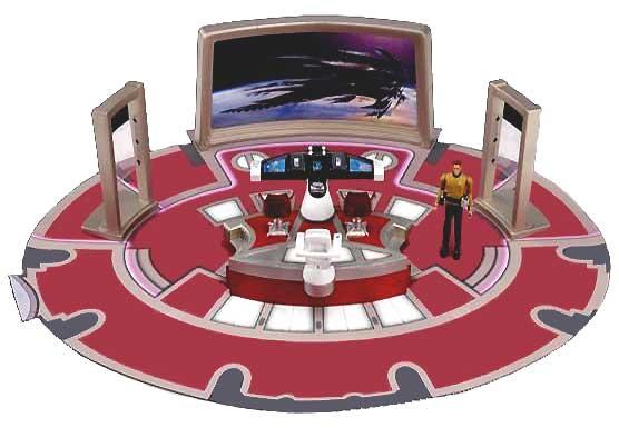 Playset enterprise bridge s